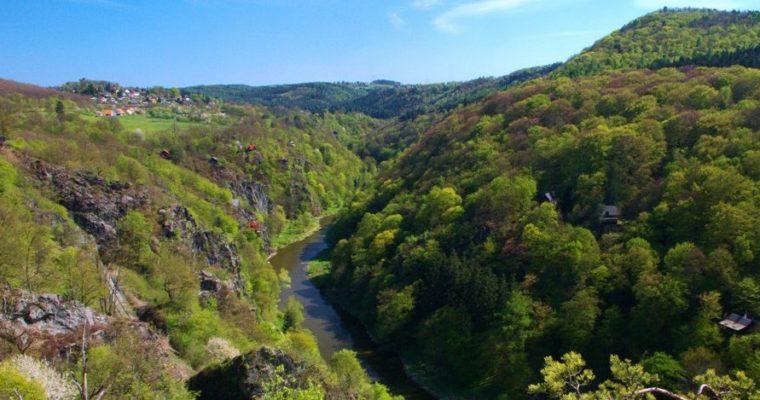 Trestibok view point