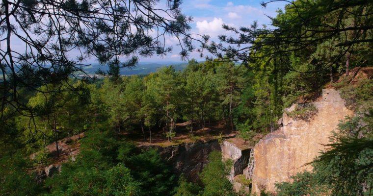 Granite mine Doubi