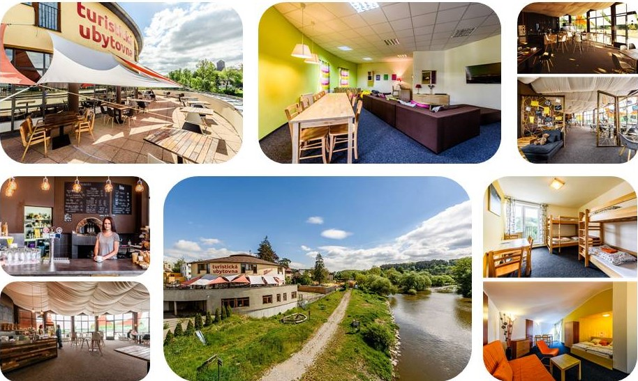 Accomodation in Tynec nad Sazavou - spend here your days here full of discovery